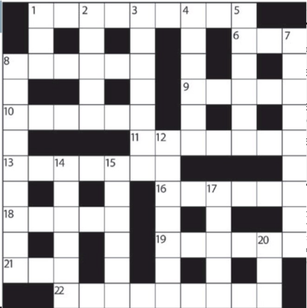 Daily Mail Crossword Answers